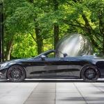 Pats ātrākais četrvietīgais kabriolets pasaulē par 460 000 eiro no Brabus