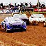 Svētdien Smiltenē jānoskaidro visi Latvijas autokrosa čempioni