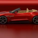 Aston Vanqusih Zagato Volante par pus miljonu – labi būt Džeimsam Bondam