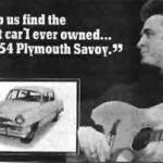 Mūziķa Džonija Keša labākais Plymouth automobilis