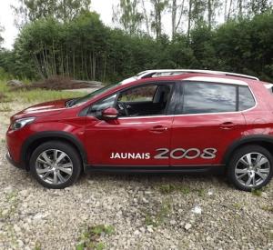 Jaunais Peugeot 2008 – videoapskats un daži novērojumi. Mazs vēl nenozīmē maziņš!