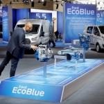 Sveiciens no Hannoveres – jaunie Transit ar Ford EcoBlue dīzeļdzinēju un sešpakāpju automātu