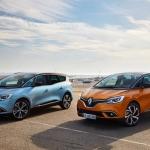Te nu viņi ir – jaunais Renault Scenic un Grand Scenic