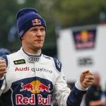 Mattias Ekstrom garantē sev zeltu FIA Pasaules čempionātā rallijkrosā