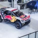 Peugeot 3008 DKR, ar kuru janvārī tiks aizstāvēts Dakāras rallija meistara tituls