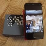 Ženēvas viesnīcas īpašnieks piedāvā mainīt savu iPhone pret mūsu Just5