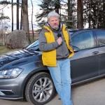 Volkswagen Golf 2017 – video apskats un dažas piezīmes.