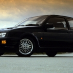 Leģendārajam FORD SIERRA RS500 aprit trīsdesmit gadi! Savulaik sapnis ne auto!