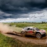 Silk Way Rally – uz starta trīs Peugeot Total ekipāžas un lielas cerības