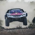 Peugeot 3008DKR Maxi! Dakāra – mēs jau nākam!!!