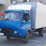 Stāsts par kravas automobili no Čehijas – Avia