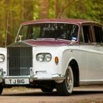 Sera Toma Džonsa Rolls Royce  šovasar nonācis pārdošanā