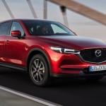 Jaunā 2017. gada Mazda CX-5 iegūst maksimālo piecu zvaigžņu vērtējumu Euro NCAP drošības testos