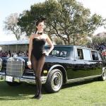 Hjū Hefnera automobiļu izvēle – grezni un ekskluzīvi limuzīni! Viss kā Playboy karalim pienākas!