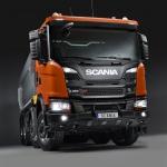 Scania atkal sarīpējusi virkni jaunumu! Piemēram, kraviniekus celtniecības nozarei.