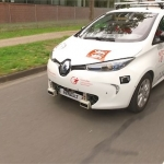 Beidzot arī Eiropas ielās izbrauc veseli 17 bezpilota taksometri. Braucam uz Ruānu testēt!