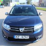 Dacia Logan MCV – video apskats un dažas piezīmes! Auto tiem, kas atbrīvojušies no stereotipiem…