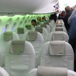 """Ar AUTODROMS """"vieglo roku"""" Bombardier CS300 izvizinājis jau pus miljonu pasažieru!"""