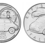 Pirmais un pagaidām vienīgais auto, kurš nokļuvis uz eiro monētas! Uzzini, kurš tas ir!