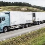 Volvo FH LNG – kravinieks, kas darbināms ar dabasgāzi, iegūst balvas!