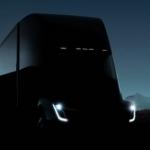 Tesla bezpilota elektriskais kravinieks Tesla Semi-Truck jau pēc nedēļas?