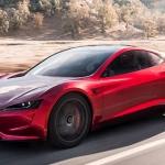 Otrās paaudzes Tesla Roadster – elektromobilis ar maksimālo ātrumu 400 km/h!