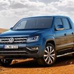 Volkswagen Amarok ticis pie labākā 2018. gada pikapa titula!