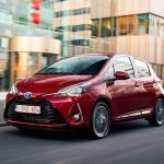 Toyota Yaris ir saņēmis maksimālo 5 zvaigžņu automobiļu drošības novērtējumu