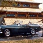 Pa zvaigžņu garāžas atslēgas caurumu – septiņi braucamie no Roja Orbisona garāžas!
