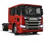 SCANIA pārgājusi uz pilnīgi jaunu pilsētvides kravas automašīnu paaudzi