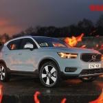 Par What Car? Gada Labāko Auto kronēts Volvo XC40 D4 R Design. Uzzini arī pārējos uzvarētājus!