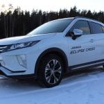 Mitsubishi Eclipse Cross testa brauciens Latvijā! Gan pārsteigums, gan vilšanās…