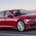 Ženēvas auto izstādē pasauli ierauga jaunās paaudzes Audi A6 sedans. IT speciālistu sapnis!