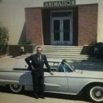 Zvaigžņu auto rubrikā: Volta Disneja Ford Thunderbird!