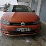 """Izmēģinām jauno Volkswagen Polo – """"mazais"""" auto precīzos kompaktklases izmēros!"""