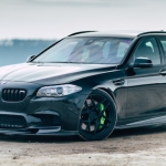 BMW M5 universālis ar 800 zirgspēku jaudu – jaunums no Vācijas rokdarbniekiem!