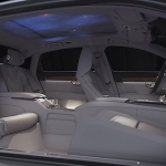 Volvo gatavo līdz šim nebijušu auto – trīsvietīgu sedanu ar relaksācijas programmām!