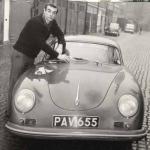 Zvaigžņu auto un Porsche vēsture vienā svaru kausā – Šons Konerijs un viņa Porsche 356.