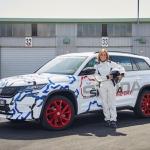 Škoda Kodiq RS –  ātrākais septiņvietīgais krosovers Nordšleifes trasē