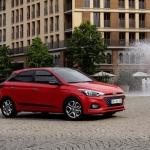 Hyundai Motor turpina savu veiksmes stāstu B segmentā ar i20 feisliftu