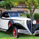 Reiz Longailendā darbojās auto ražotājs Brewster!