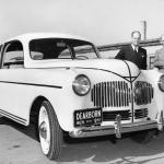 Ford radītais   konceptauto ar plastmasas virsbūvi – 1941. gada Soybean car!
