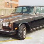 Endija Vorhola brūnais Rolls Royce un citi braucamie no viņa gleznām!