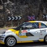 "Mārtiņš Sesks ar Opel ADAM R2 uzvar ""Rally di Roma Capitale"""