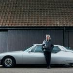 Stāsts par mūziķa Bila Veimena Citroen SM automobili !