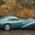 Franču auto, kas nāk no Austrālijas – Devaux Coupe!