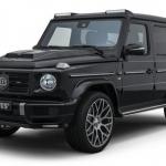 Kas notiek, ja Mercedes Benz jaunā G klase nonāk Brabus staļļos?