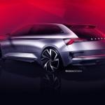Parīzes starptautiskajā auto izstādē Škoda gatavo intrigu – ŠKODA VISION RS