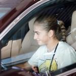Aļona Ostapenko saņem dāvanā jauno Porsche Cayenne Turbo