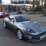 Slavenā amerikāņu  aktiera Denzela Vašingtona kādreizējais  Aston Martin V12 Vanquish S automobilis un citi šīs markas pārstāvji!